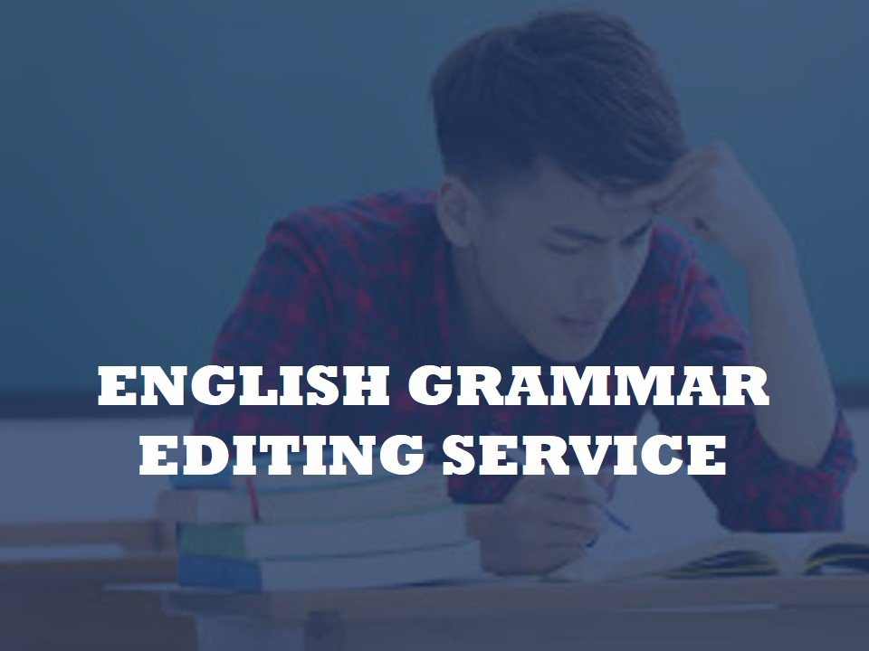 Click here if your grammar needs editing