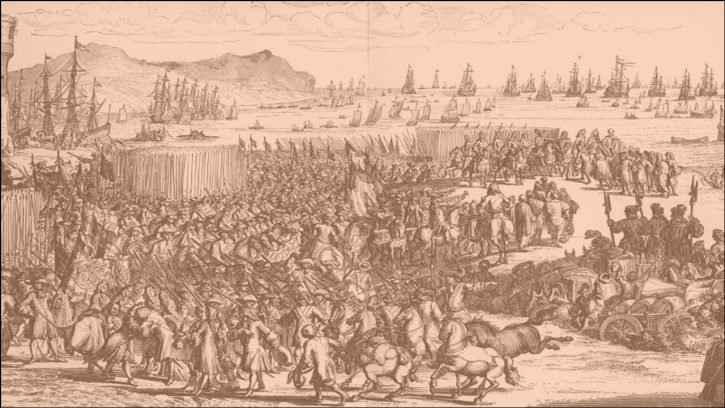Glorious revolution 1688