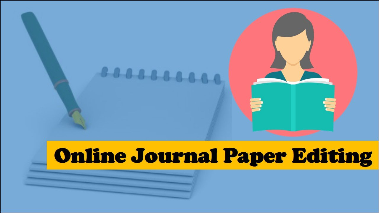 Online Journal Paper Editing Service