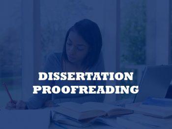 expert proofreader for dissertations