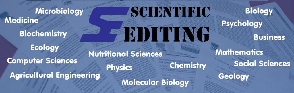 Scientific Editing Service