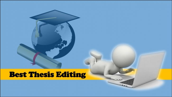 Best thesis editing service