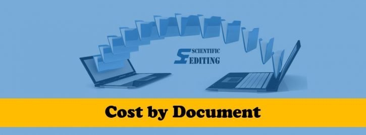 Proofreading cost by document