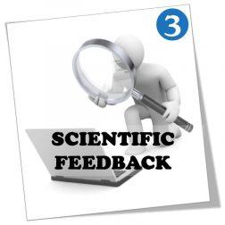 Scientific feedback