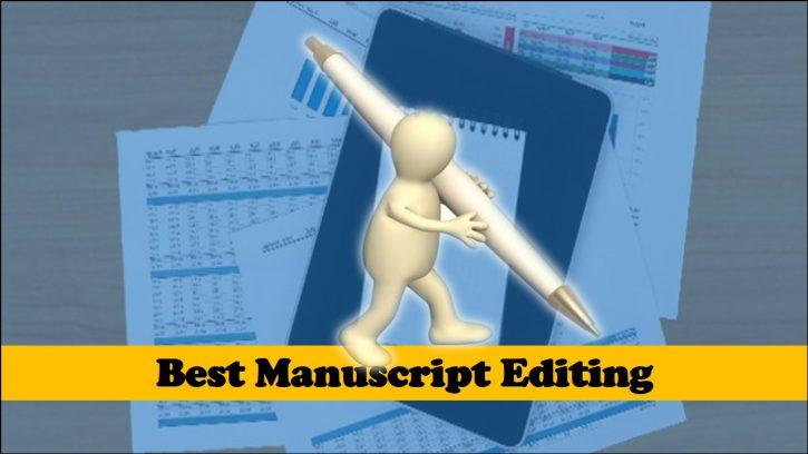 Best manuscript editing service