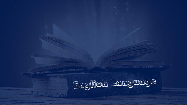 Development of the English language