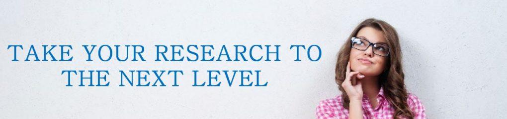 Formatting scientific research paper