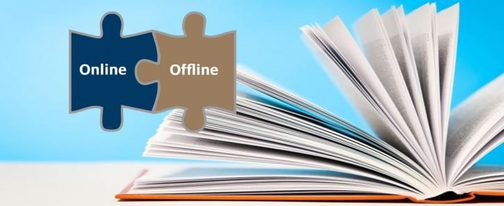 ONLINE VS OFFLINE PROOFREADING