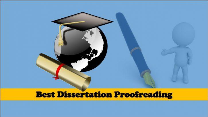 Best dissertation proofreading service