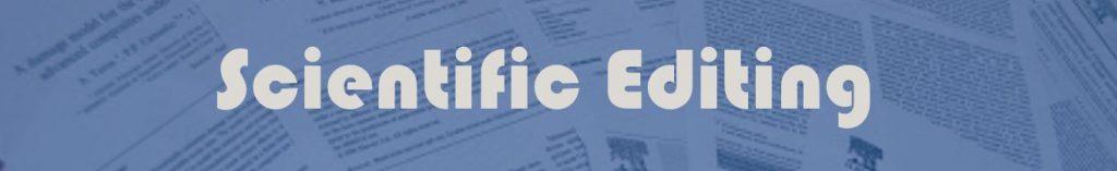 Affordable Academic Copy-Editing Company 1 | Scientific Editing