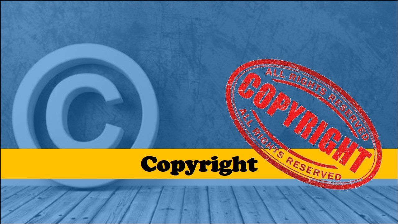 copyright-definition