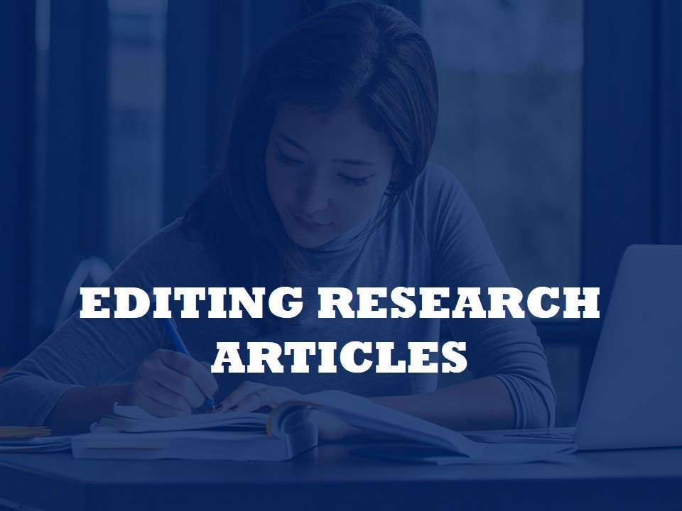 Click here if your article needs editing