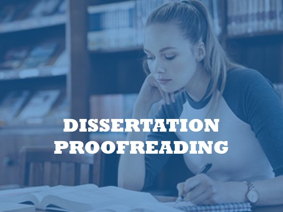 A facility for fixing dissertations