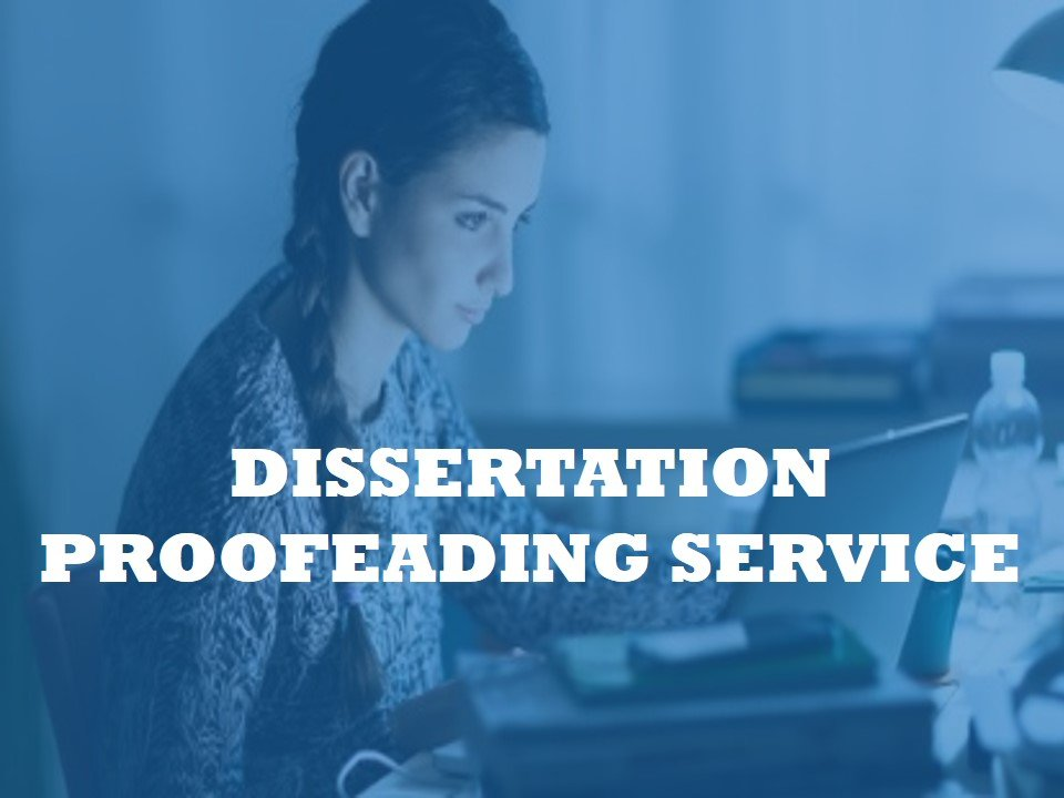 High-quality proofreading for PhD papers
