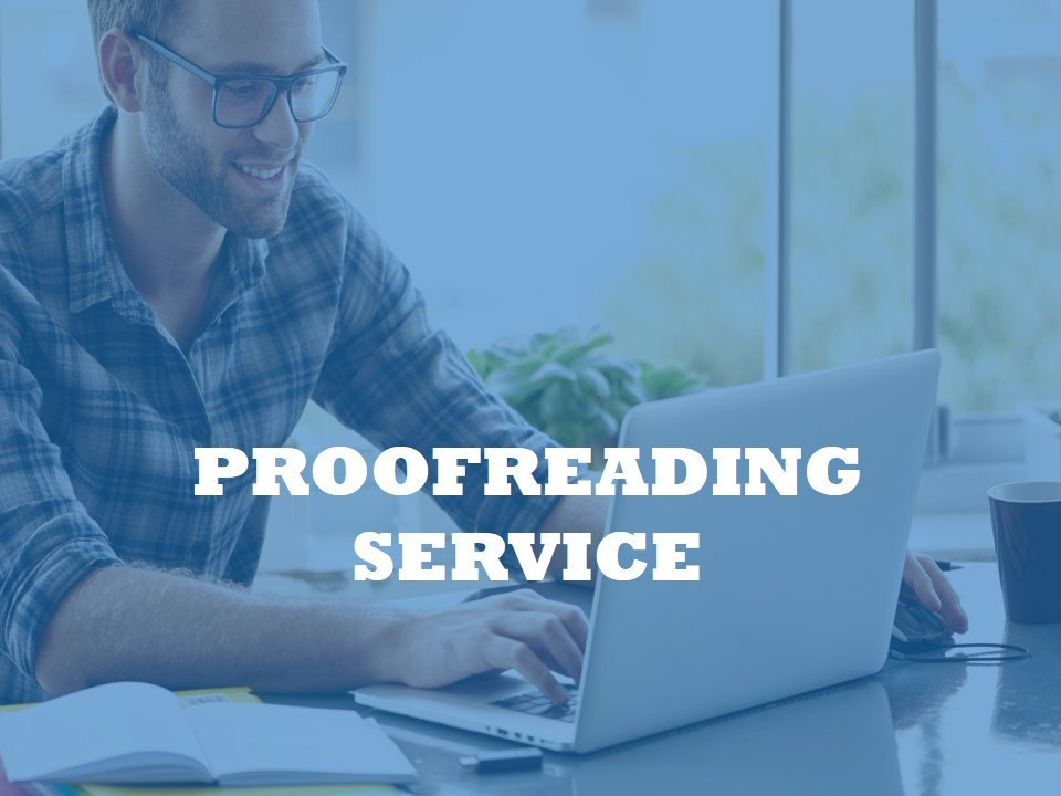 Top experts for Proofreading Service