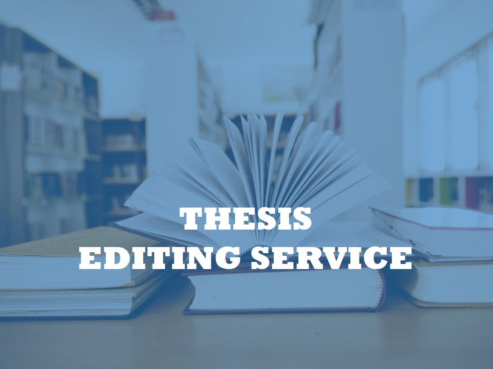 Revising your thesis