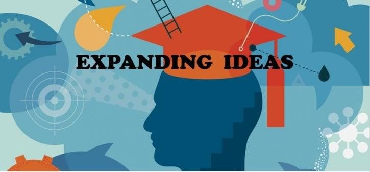 EXPANDING IDEAS