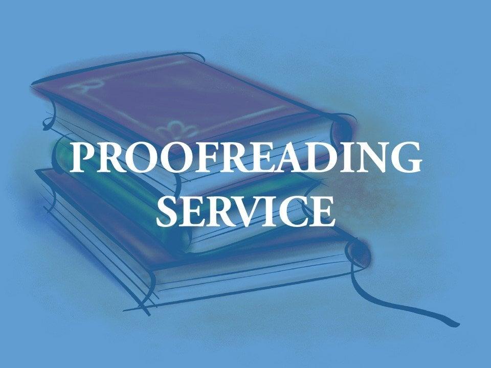 Facilitating the Proofreading Process