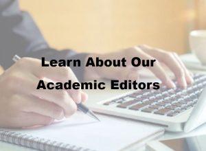 academic editors