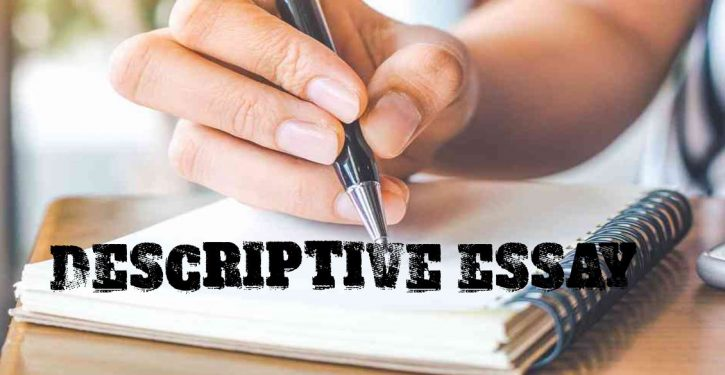 Descriptive essay definition