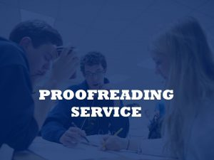 Scientific-proofreading-service