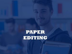 Journal paper editing service 1