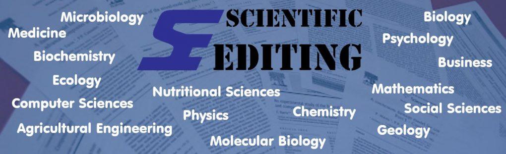 Essay Scientific Editing