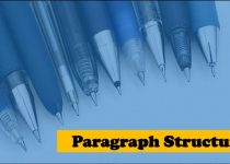 Paragraph Structure – Quick Guide