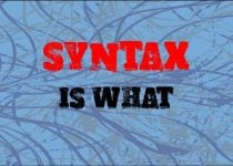 What Is Syntax? Definition and Examples