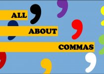 Where to Use Commas