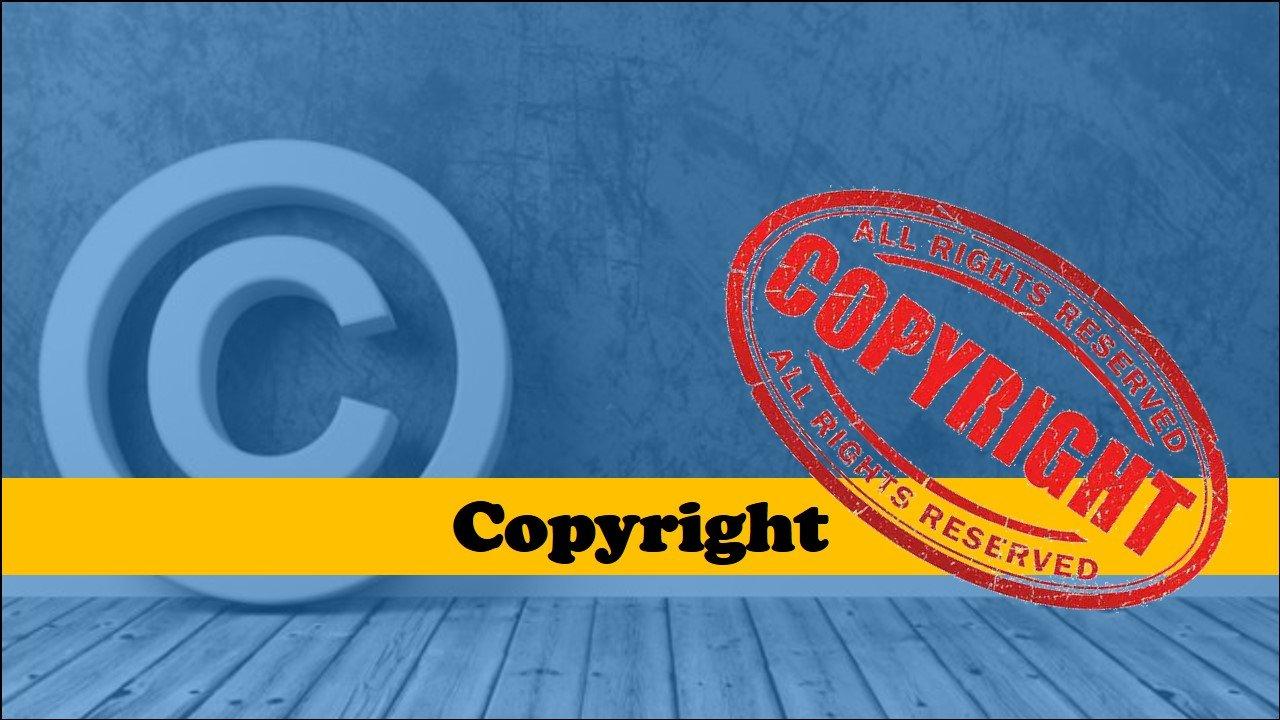 copyright-definition