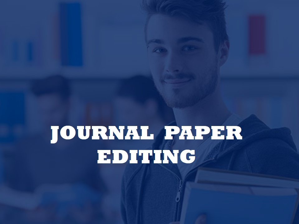 journal paper editing