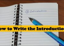 Writing the Introduction – A Clear & Concise Guide
