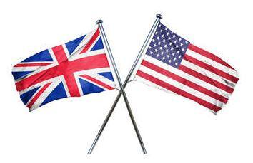 British versus American editors