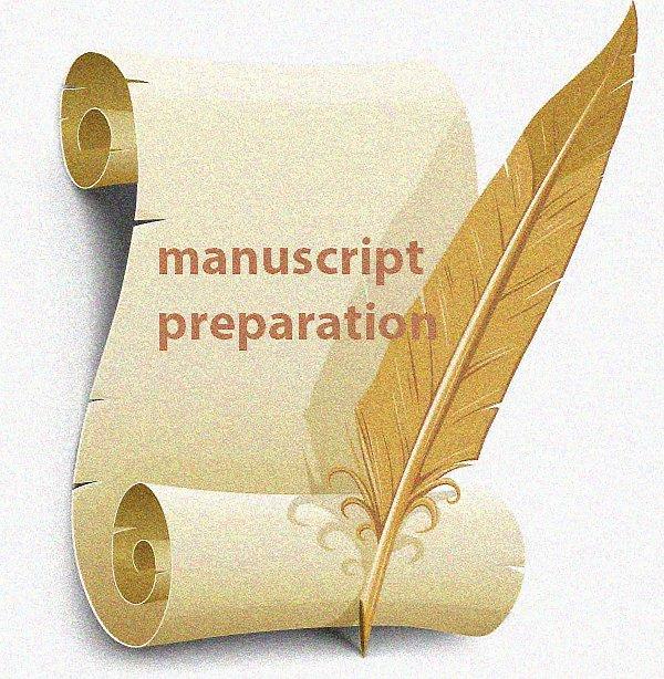 Manuscript preparation by Scientific Editing