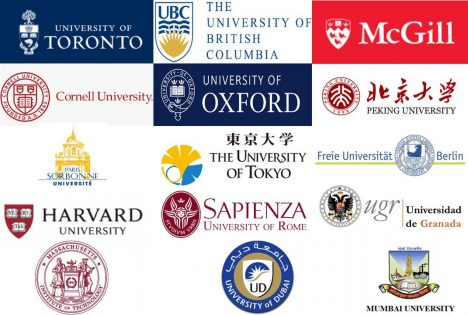 Servicing International Universities