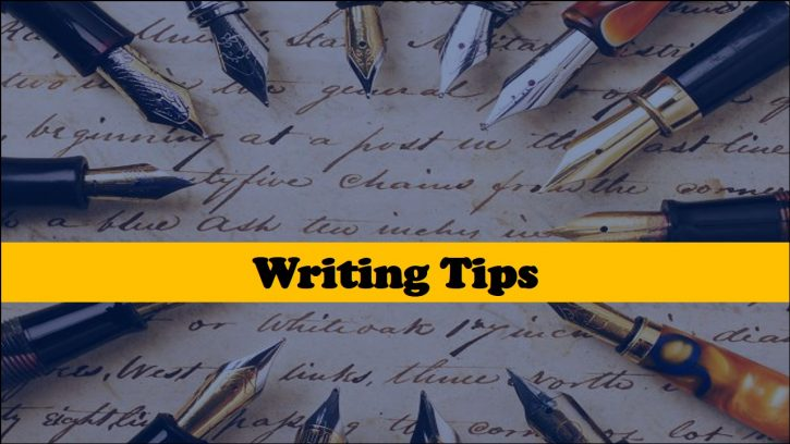 Skills for accurate writing of a science paper