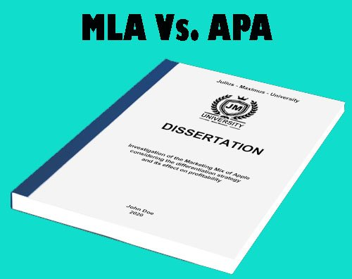 key differences between MLA and APA