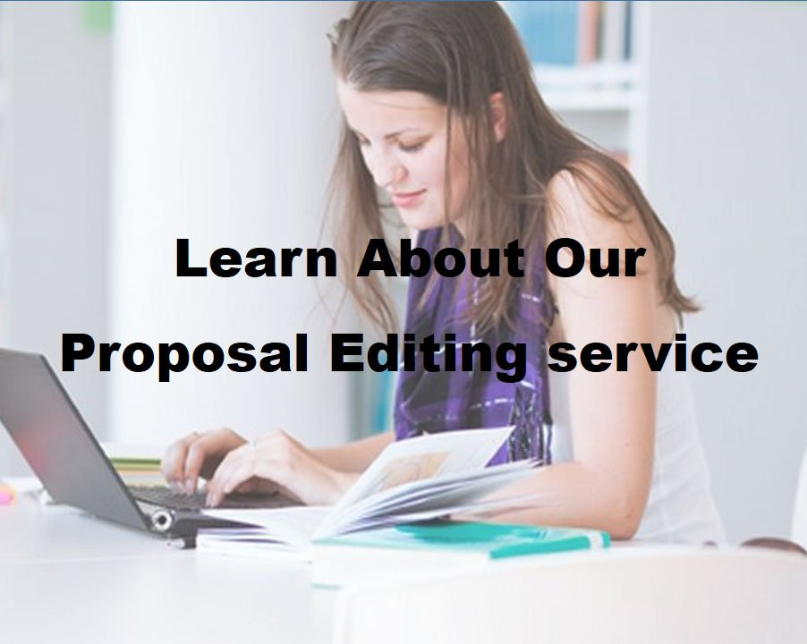Proposal editing service