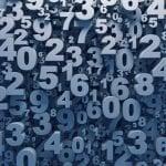 numbers in APA format