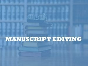 scientific manuscript editing