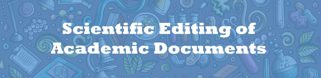 Science Editing And Proofreading Service