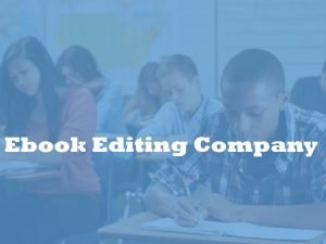 ebook editing company