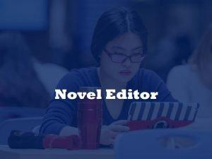 copy-editing novels