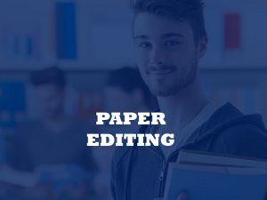 academic copyediting proofreding services by scientific editing