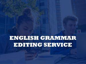 Editing-English-Grammar