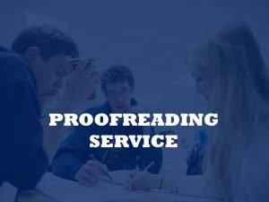 Scientific-proofreading-service
