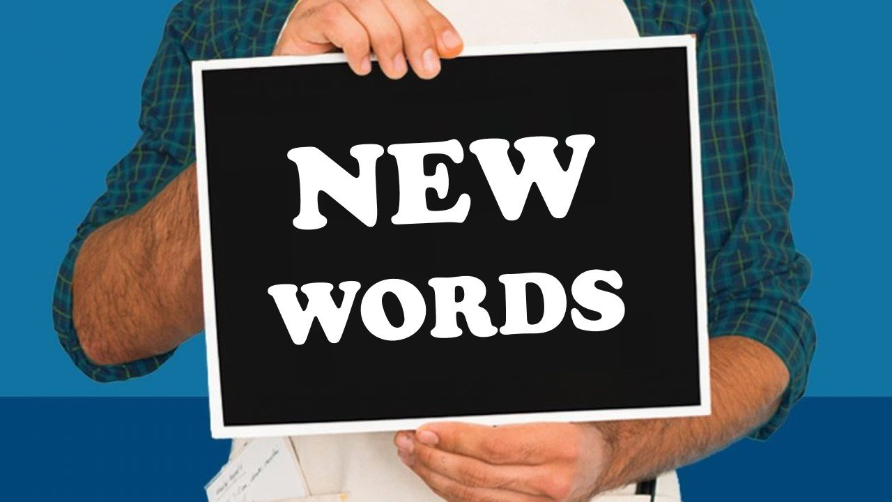 Where do new words come from