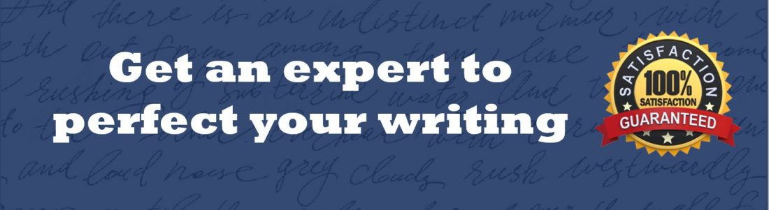 Article proofreading services