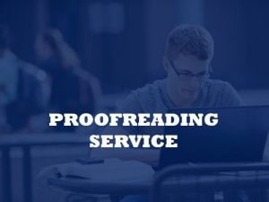clickable image for proofreading service